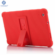 Soft Case For Huawei Mediapad M3 Lite 8.0 CPN-W09 CPN-AL00 Silicone Stand Case For Huawei M3 lite 8.0 Tablet Case flip ultra thin cover case for huawei mediapad m3 youth lite 8 cpn w09 cpn al00 8 tablet protective cover for m3 lite 8 inch