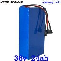 36 в 500 Вт 1000 Вт e bike батарея 36 вольт литиевая батарея использовать samsung сотовый 36 В 24ah ebike скутер батарея с 42 в зарядное устройство