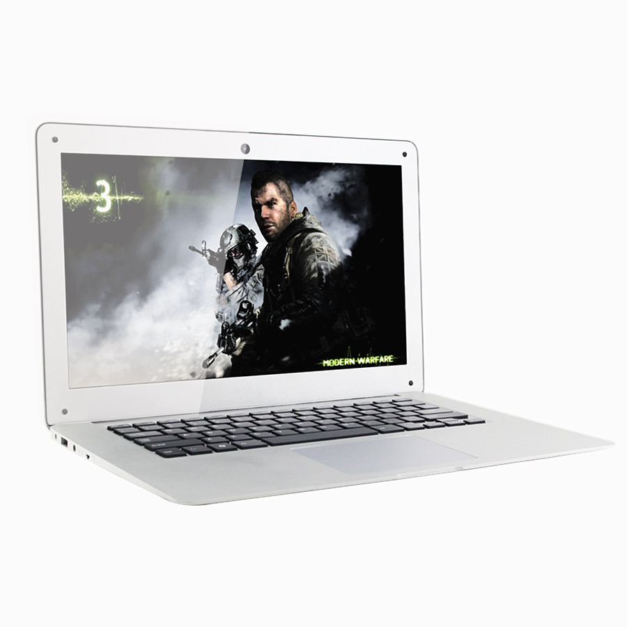 1920X1080P FHD Screen 8GB 750GB Windows 10 Ultrathin Laptop Notbook Computer Quad Core Up to 2