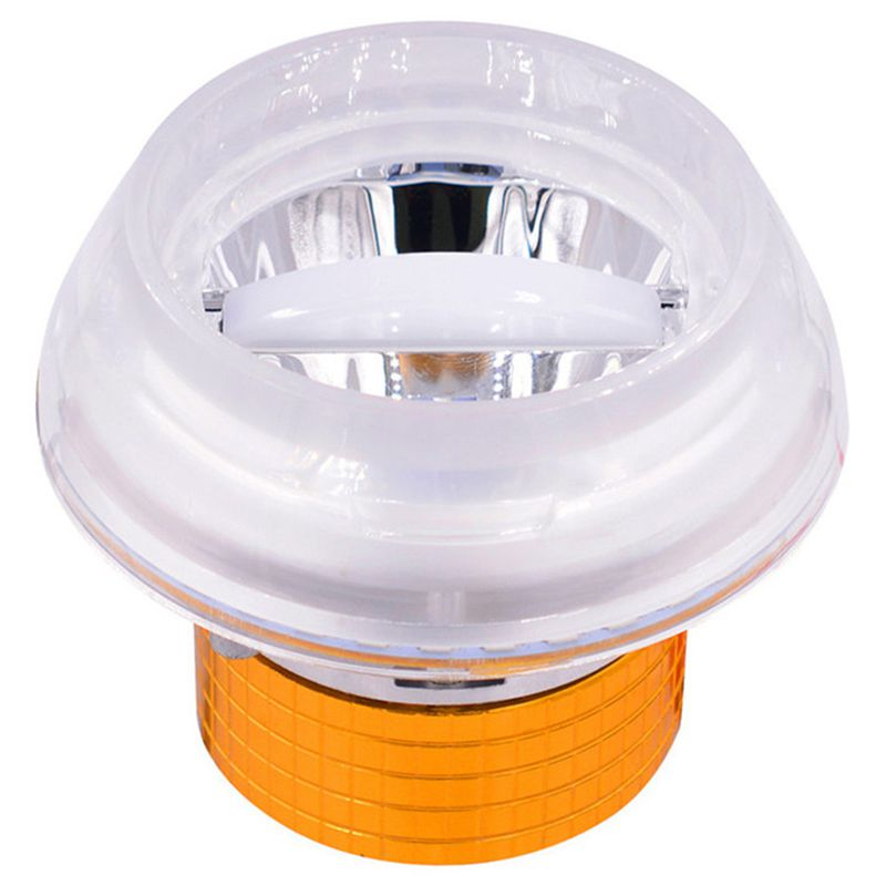 Car-Styling Headlight Bulbs Universal Driving Car Motorcycle Spot Round Jellyfish Headlight LED <font><b>Light</b></font> <font><b>12</b></font>-<font><b>80V</b></font> image