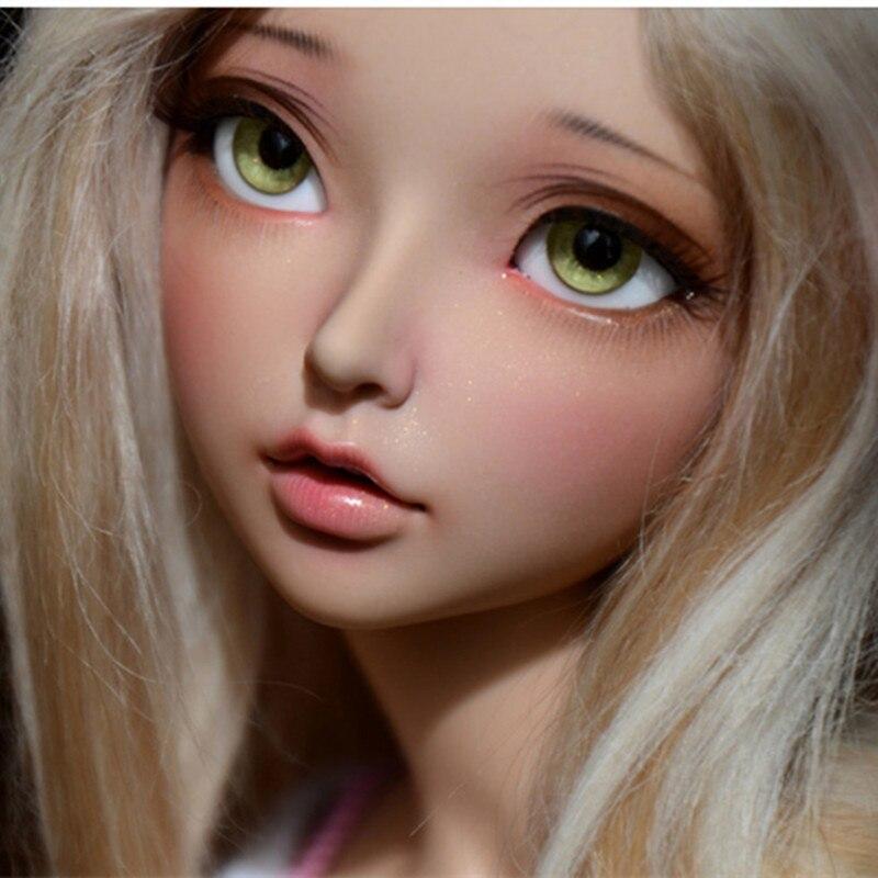 2019 New Shelves SD Doll BJD Doll 1/4 Celine Girl Senior Resin New Year Gift