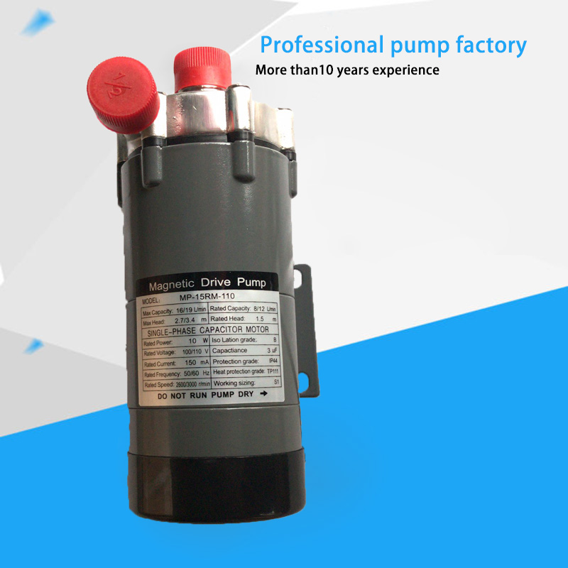 MP-15RM 220v High Temperature Homebrew Stainless Steel Magnetic Drive Pump