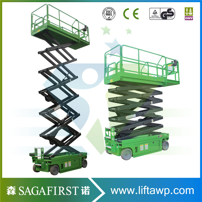 SINOFIRST 2019 China Self Propelled Scissor Lifts For Hot Sales