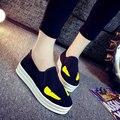 Обувь Женщина Женщины Беременные Обувь ткани обувь Квартиры Мокасины Поскользнуться На женщин Плоские Туфли Sapato женщина для A7