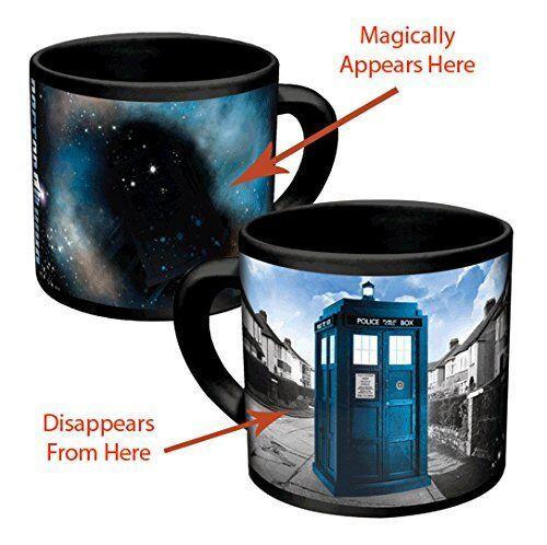 Doctor Who Color Changing Mug