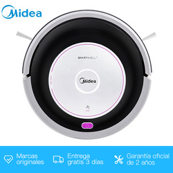 Midea MR02 Robot Vacuum Cleaner Sweeper Hard Floor Dust Cleaning Sweeping Path Planned Smart Shell Cleaning Sweeping Robotic