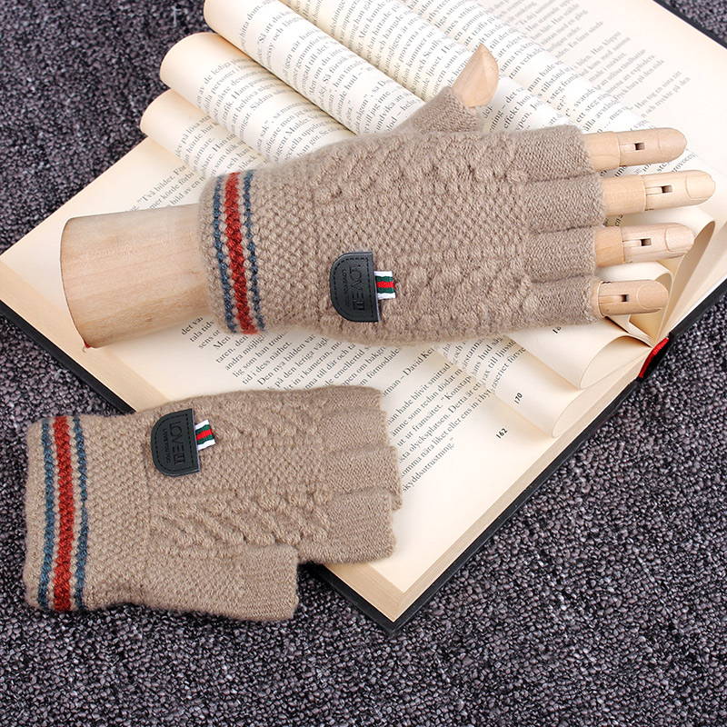 REALBY 2017 New Winter Gloves Ms