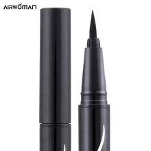 מותג 1 PC שחור לאורך זמן עמיד למים אייליינר נוזלי אייליינר עט עיפרון איפור קוסמטיקה כלי איפור box סיטונאי אריזה