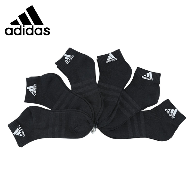 Original New Arrival  Adidas 3S PER AN HC Unisex Sports Socks( 6 Pairs )