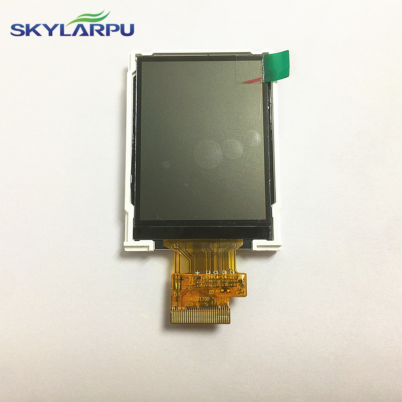 skylarpu 2.2 inch TFT LCD Screen for GARMIN eTrex 20x , Trex 30x Handheld GPS LCD display Screen panel Repair replacement skylarpu new for garmin etrex h etrexh handheld gps navigator lcd display screen panel free shipping