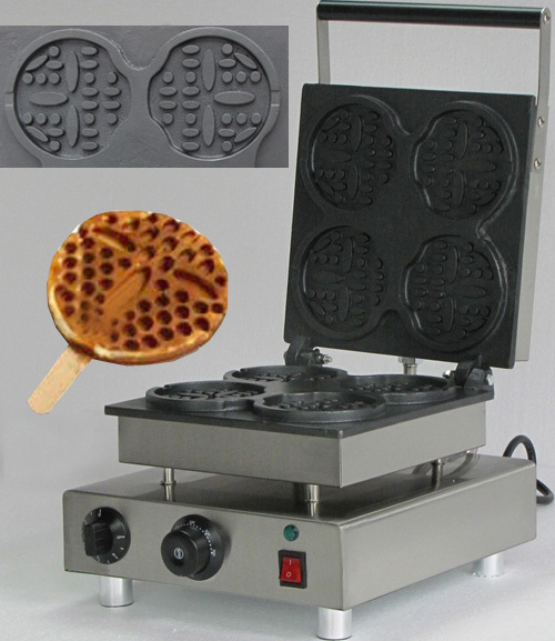 the bakery like smile face and sunflower shapes waffle maker /egg waffle maker 110v/egg waffle machine /automatic waffle maker touch and feel shapes