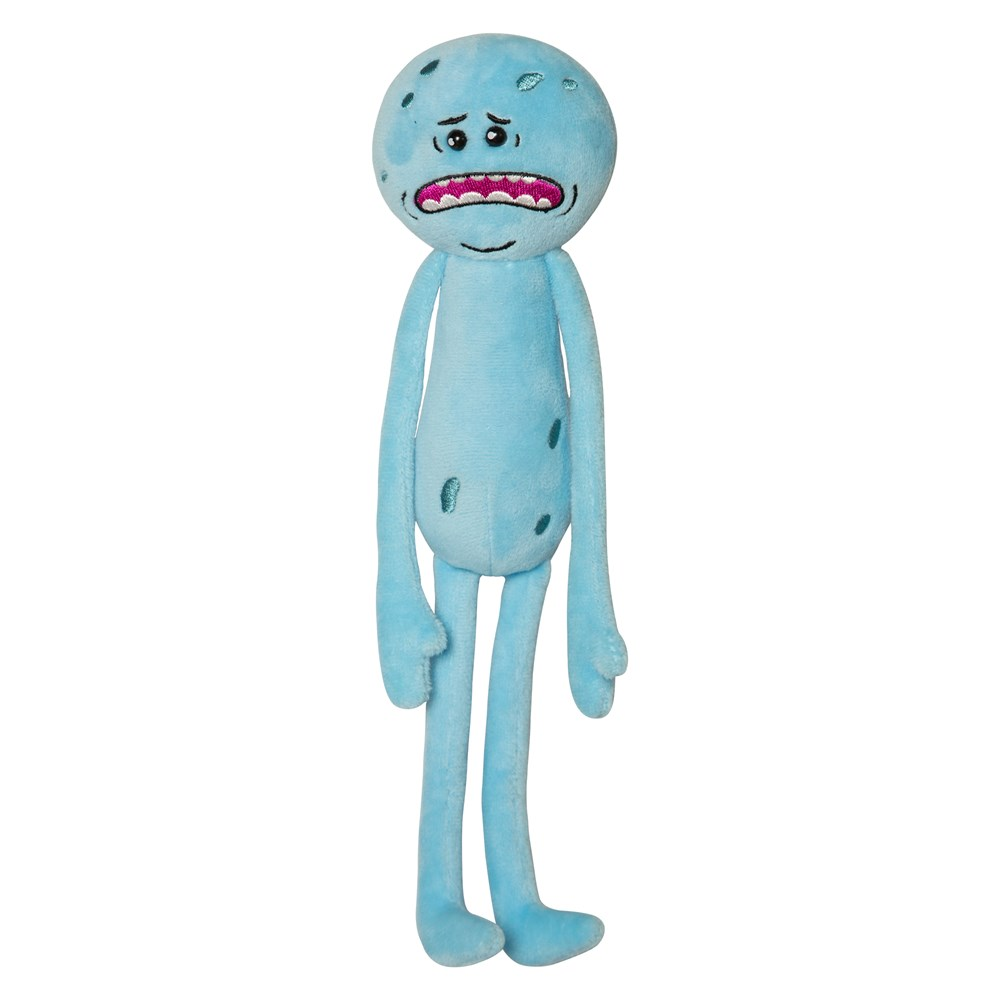 Rick and Morty Happy & Sad Meeseeks Stuffed Doll Plush Toy