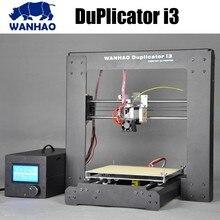 Высокая точность 3d принтер жк-дисплей diy 3d комплект принтера