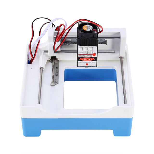 DIY Laser Len Engraving Machine