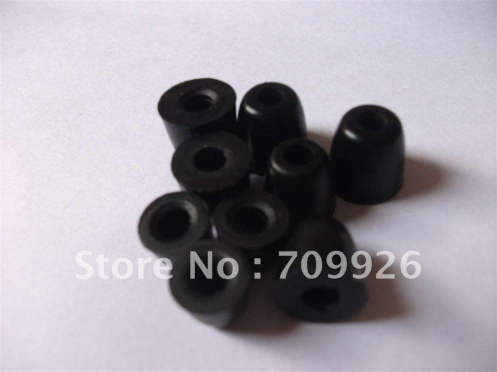 Linhuipad ПУ сменные наконечники поролоновые; для наушников наконечники/вкладыши Чехлы 3 размера для вас выбирали