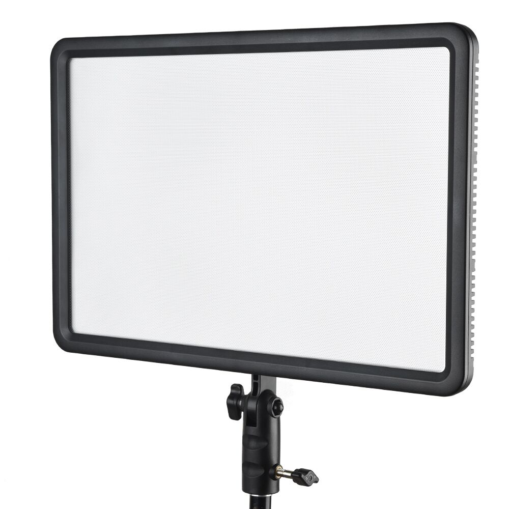 Godox Photography Studio Ultra Slim LEDP260C 3300K~5600K Studio Video Continuous Light Lamp For Camera DV Camcorder godox led308y 3300k led video studio light photography lighting