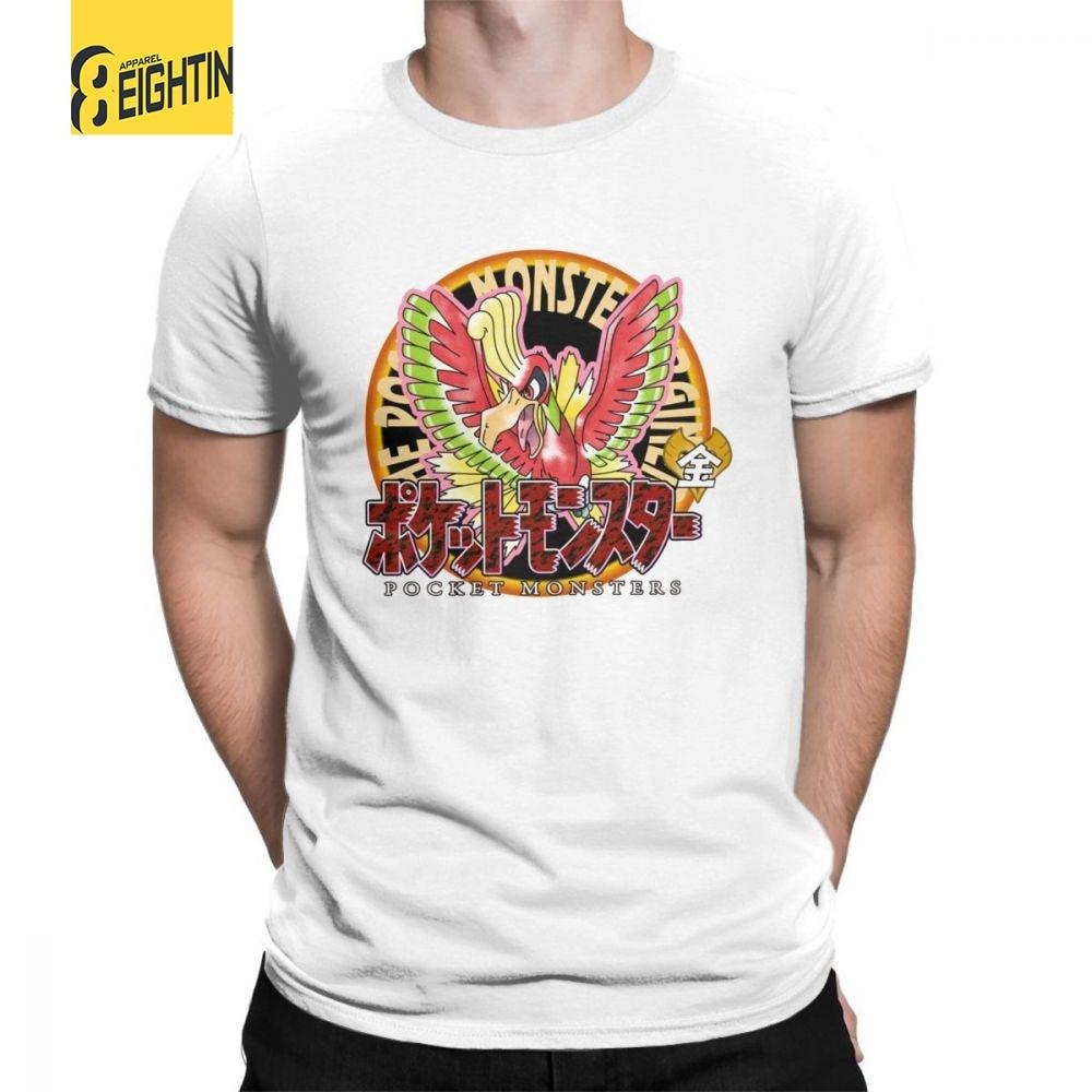 font-b-pokemon-b-font-returns-gold-t-shirts-man's-design-clothes-vintage-t-shirts-round-neck-purified-cotton-tees