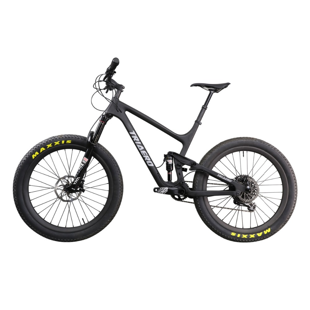 Carbon Trail Suspension 650b plus mtb boost bike 12Speed mtb EAGLE GX group 29er boost complete bicycle