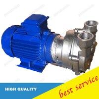 2.35kw Нержавеющаясталь 2BV2070 водокольцевых вакуумный насос используется для дегазации промышленности