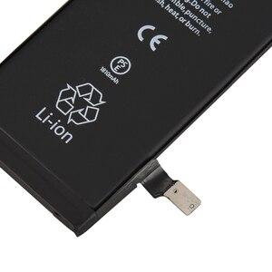 Image 5 - Nouvelle batterie au Lithium pour Apple iPhone 5 5S 6 6S 7 Batteries mobiles de remplacement batterie de téléphone interne batterie Rechargeable
