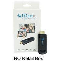 Adaptador Wifi inalámbrico HDMI Dongle Video Box 5G + 2 4G para iPhone 5x5 5 6 6 7 8 PLUS para iPad Samsung s8 S9 + Note8 teléfono Android TV