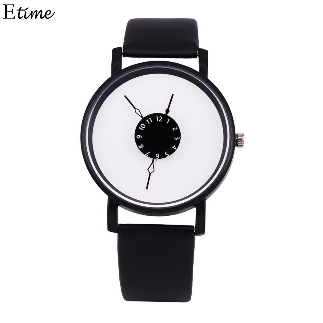 Couple Fanala Stainless Watch Delicate For Masculino Wrist Reloj Relogio Fashion Lovers Watches Band Steel Couple Mujer Quartz Watches