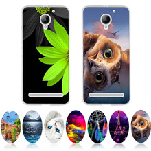 For Lenovo Vibe C2/C2 Power Case 3D Painting Fundas For Lenovo C2 Cover Soft TPU Silicone Cute For Lenovo C2 Prower Phone Cases