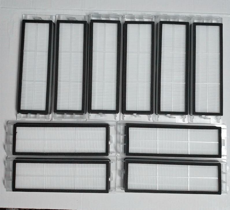 10 шт. пылесос фильтр HEPA подходит для xiaomi вакуум 2 roborock s50 xiaomi roborock xiaomi mi робот
