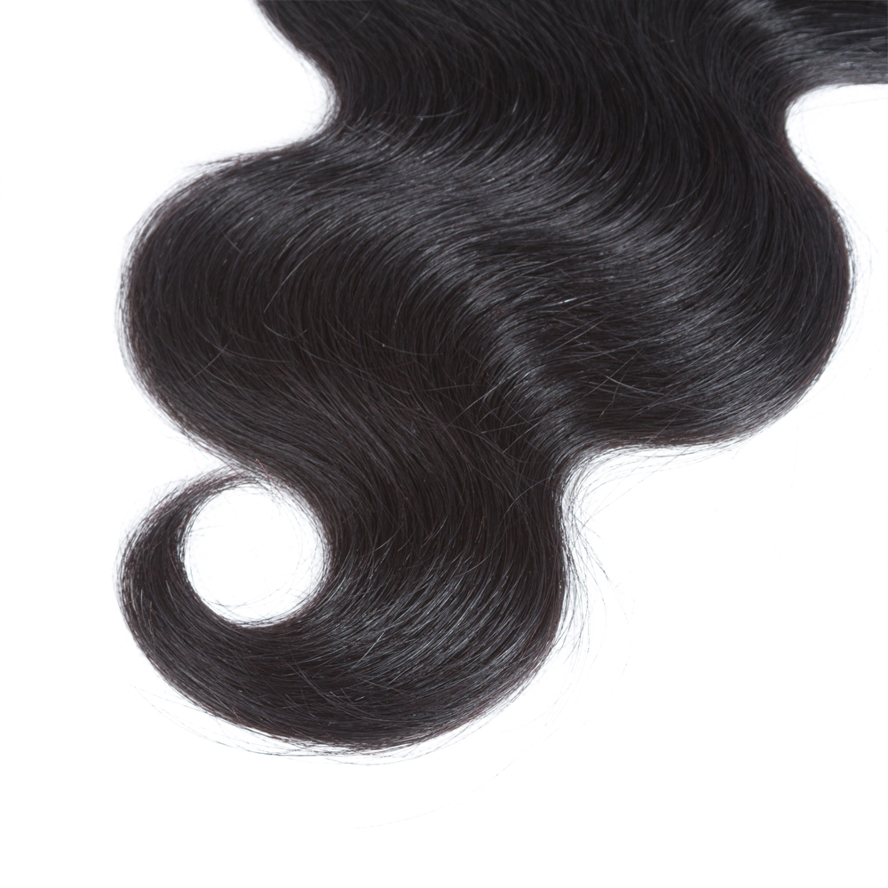 B22  Queen Hair Merchandise Peruvian Physique Wave Hair Bundles Remy Human Hair Weave Bundles Extensions Can Purchase Three or Four Bundles With Closure HTB1Tr
