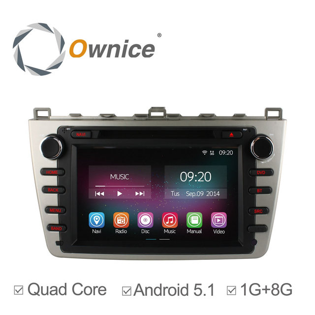 aliexpress com buy ownice c200 quad core android 5 1 car dvd for rh aliexpress com Mazda 3 5 Speed Manual Mazda CX-5