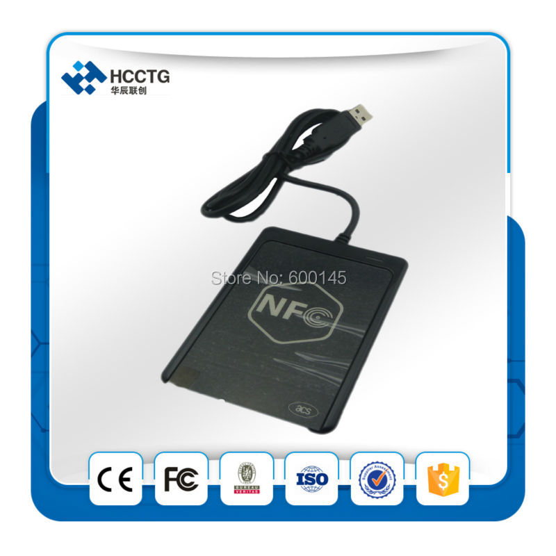 ACR1251 USB NFC Reader/Writer NFC Cards/Tags Card Reader rfid reader rfid writer new original dsnu 25 40 p a