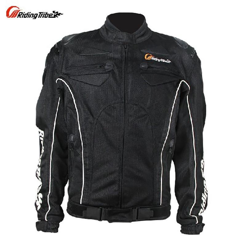 2017 Men s Motorcycle Full body Racing Jackets Breatheable motocross Riding ATV MX armor jackets Protective