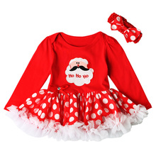 Popular Newborn Christmas Dresses-Buy Cheap Newborn Christmas ...