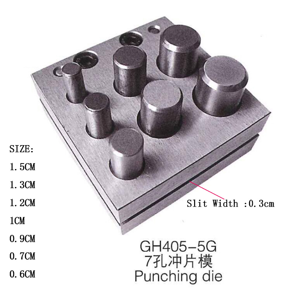 metal punch set. jewelers disc cutter 7 holes 5 punch set metal circle cutting punching jewelry tools -in underwear from mother \u0026 kids on aliexpress.com   alibaba d
