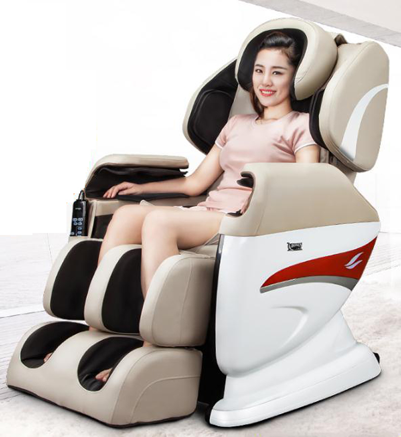 Luxury household multifunctional full-body massage chair electric fully-automatic massage sofa chair relieve fatigue /tb180923 fully automatic zero gravity massage chair luxury multifunctional electric massage sofa