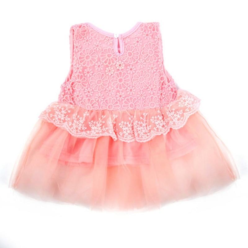 2017-Kids-Girls-Sleeveless-Lace-Crochet-Princess-Dress-Wedding-Dress-Formal-Puff-Dress-3