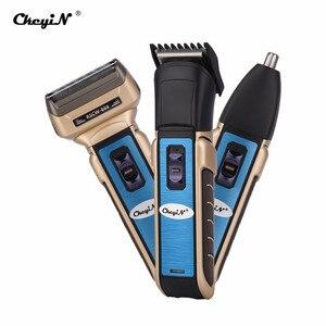 3 in 1 Electric Shaver Razor Men Beard N
