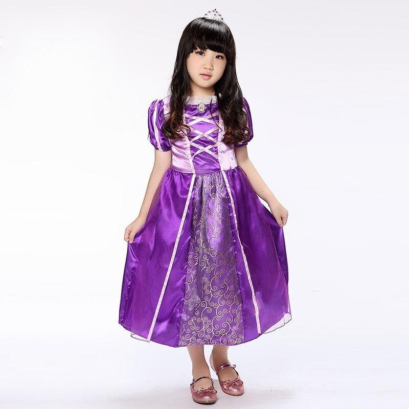 Bonito Vestido De Novia De Rapunzel Motivo - Ideas de Estilos de ...