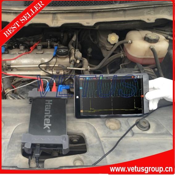 Hantek6074BE oscilloscope usb china with oscilloscope price