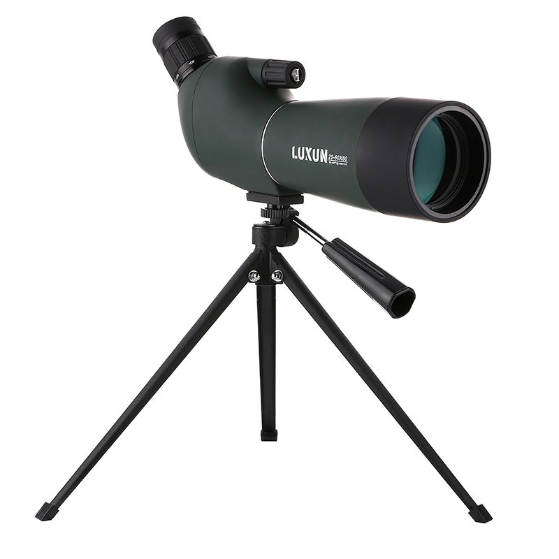 High Quality Outdoor Spotting Scope Birdwatch Monocular & Universal Phone Adapter Mount Waterproof 20-60x60 Telescope Zoom high quality best price outdoor high precision monocular rangefinder