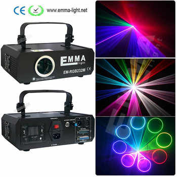 1200mw 1.2w RGB ilda dmx animation laser 2D+3D change+SD card stage lights /disco laser /club light/party laser/lazer show - DISCOUNT ITEM  29% OFF Lights & Lighting
