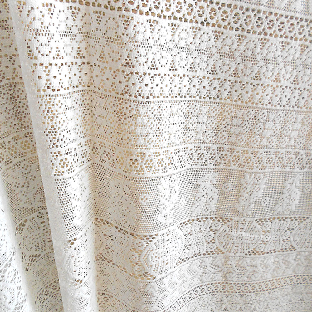 Buy off white cotton embroidery lace for French lace fabric for wedding dresses