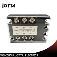 цена на 80A AC control AC SSR three phase Solid state relay