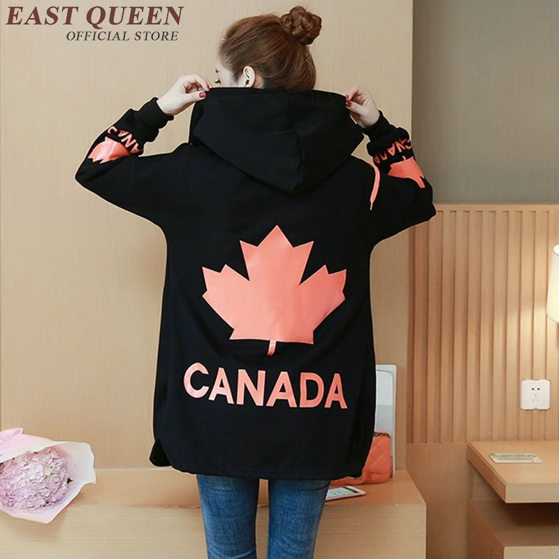 Canada Winter Jackets Women Fashion Hooded Winter Coats -1080