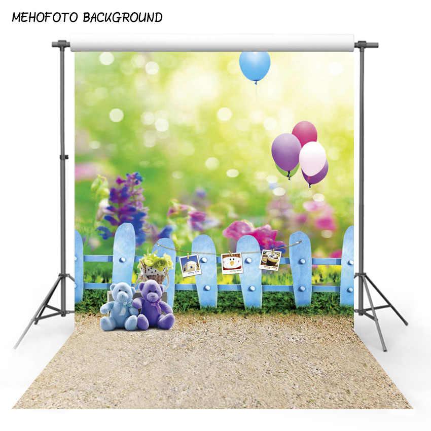 MEHOFOTO 5X7ft Детские фотофоны для фотостудии виниловый Фотофон Индивидуальные детские Портретные фоны