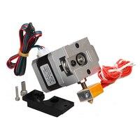 SWMAKER 3D printer accessories MK8 short range nozzle Bulldog Bulldog extruder 1.75/3mm