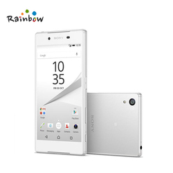 Sony Xperia Z5 E6653 Original Unlocked Mobile Phone GSM WCDMA 4G LTE Android Octa Core RAM 3GB ROM 32GB 5.2 Inch 23MP Camera