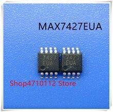 NEW 5PCS/LOT MAX7427CUA MAX7427EUA MAX7427 MSOP-8 IC
