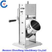 5L manual sausage stuffer filler machine for making sausage ham