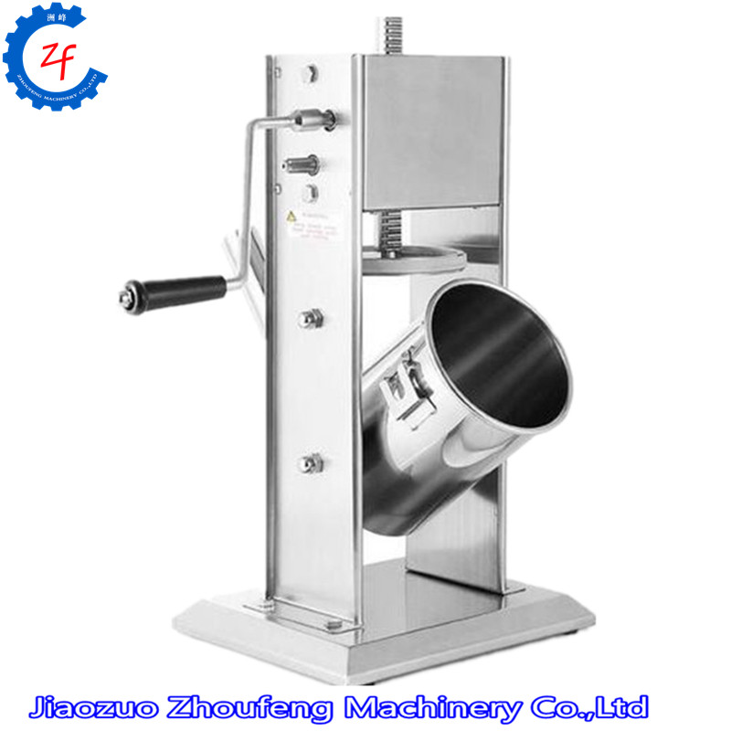 5L manual sausage stuffer filler machine for making sausage ham5L manual sausage stuffer filler machine for making sausage ham